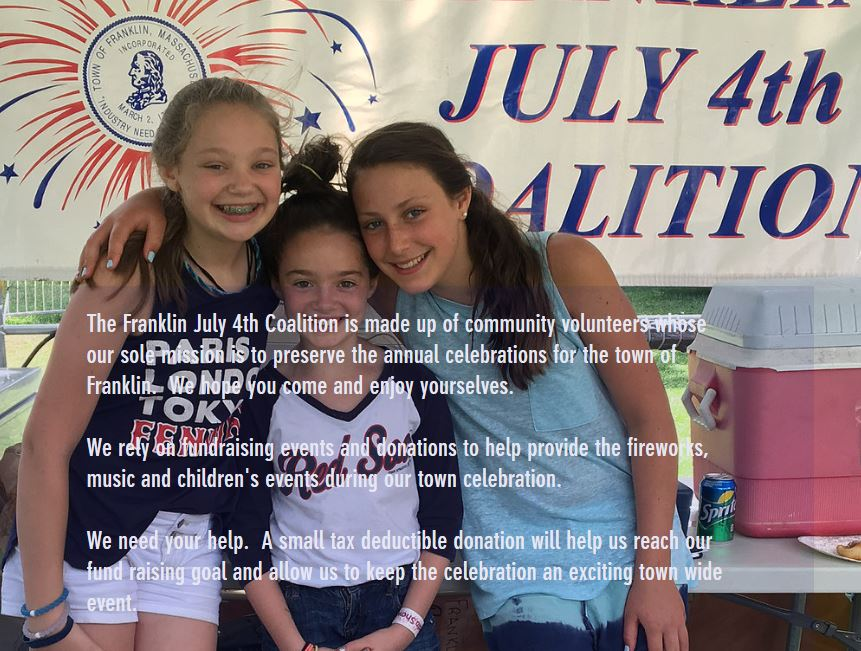 Franklin 4th Fourth July Celebration
