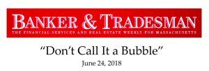 Boston Bubble real estate