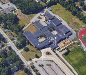 Oak St Elementary School Franklin MA