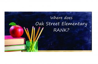 oak street elementary - school rankings
