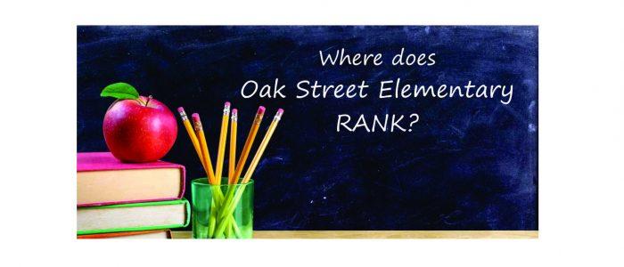 oak street elementary - school rankings