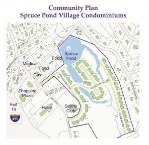 Spruce Pond Village Condos Franklin MA
