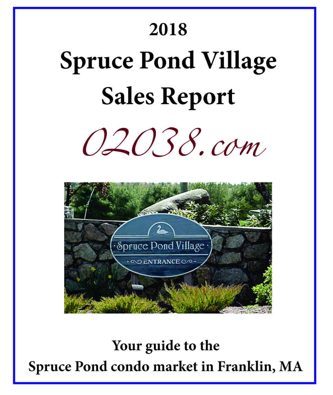Spruce Pond Village Franklin MA