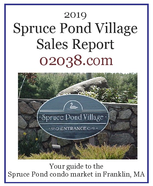 Spruce Pond Village Condos Franklin MA 2019