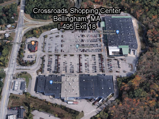 Crossroads Shopping Center