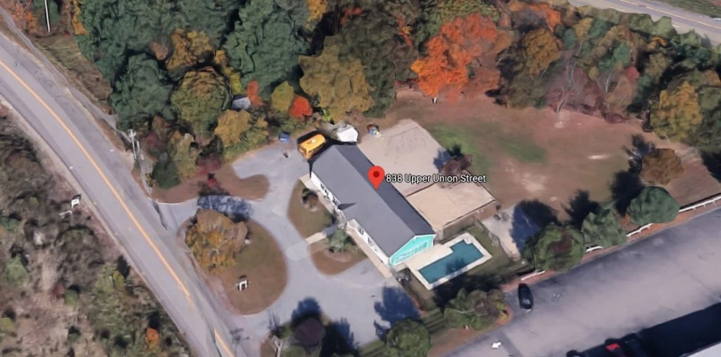 Location of Elemen-Tree House in Franklin, MA