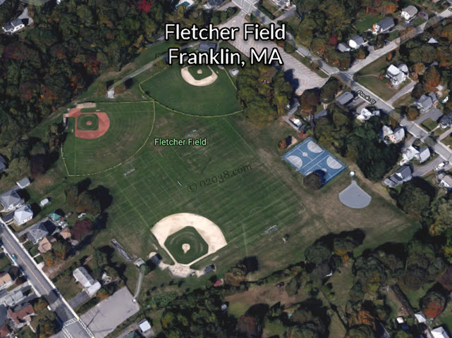 Fletcher Field Franklin MA