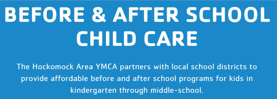 YMCA franklin ma before after school