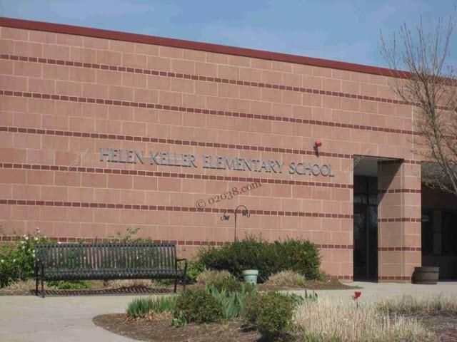 Helen Keller Elementary School Franklin MA