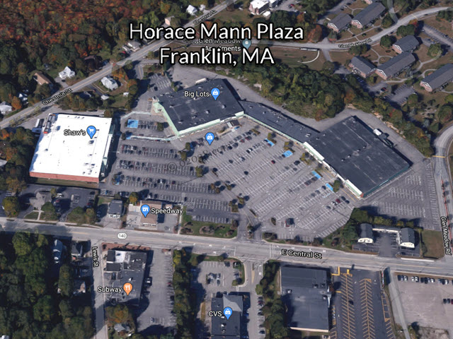 Horace Mann Plaza Franklin MA