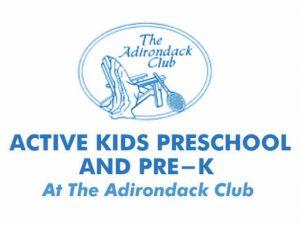 Active Kids Preschool Adirondack Franklin MA