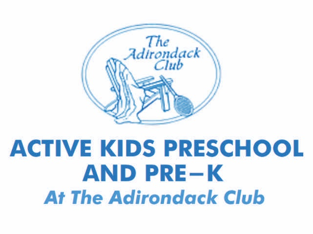 Active Kids Preschool Adirondack Franklin MA