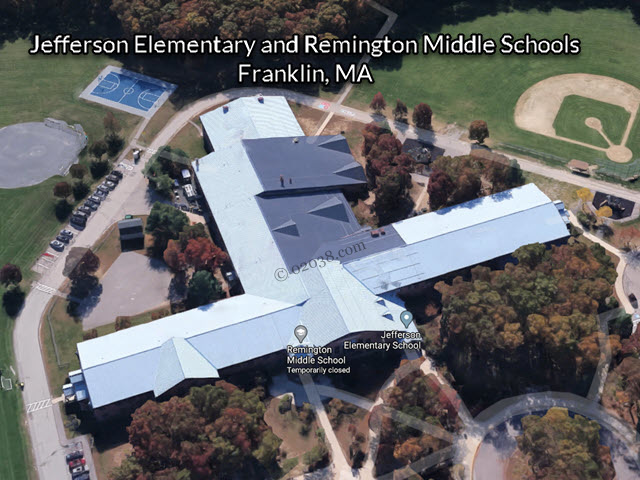 Remington Middle School Franklin MA