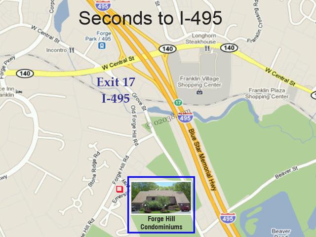 Forge Hill Condos Franklin MA