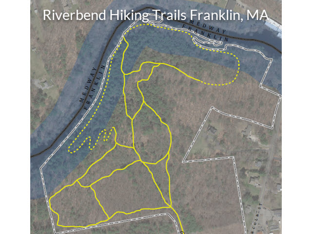 riverbend hiking franklin ma