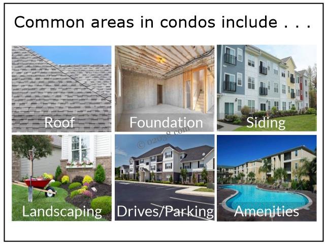 define common area