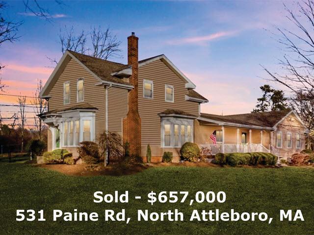 home sold Warren Reynolds