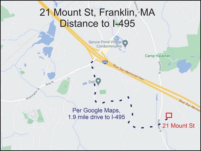 21 Mount St Franklin MA